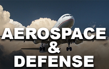 AEROSPACE AND DEFENSE MANUFACTURING