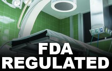 FDA REGULATED MANUFACTURING