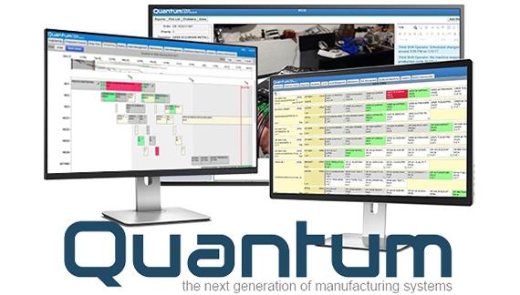 Quantum Manufacturing Execution System